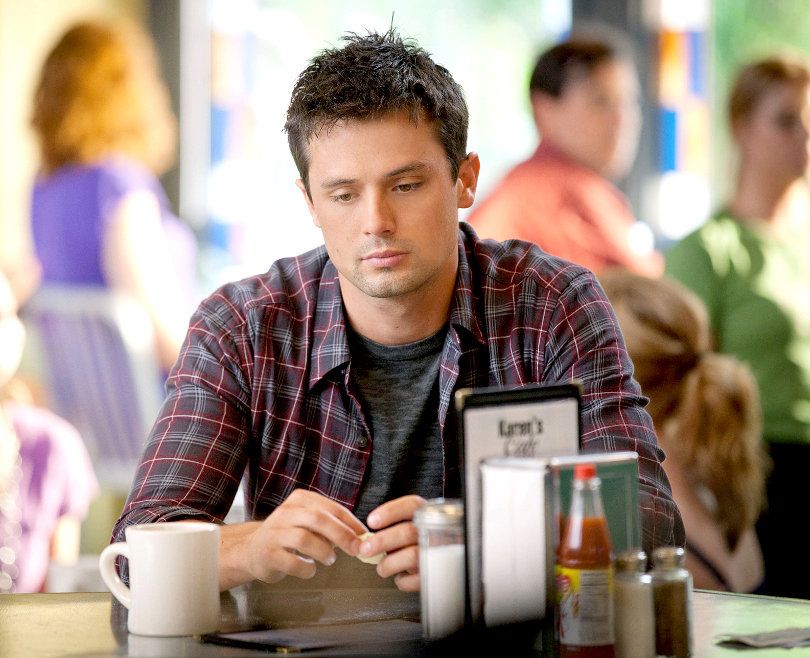 Stephen-Colletti-One-Tree-Hill - Stephen Colletti as Chase on One Tree Hill