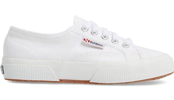 white sneakers kate middleton superga cotu