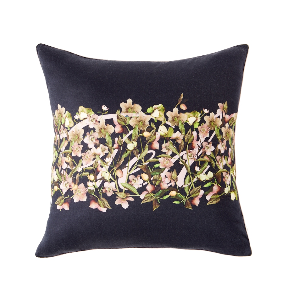 Ted Baker London Floral Print Accent Pillow