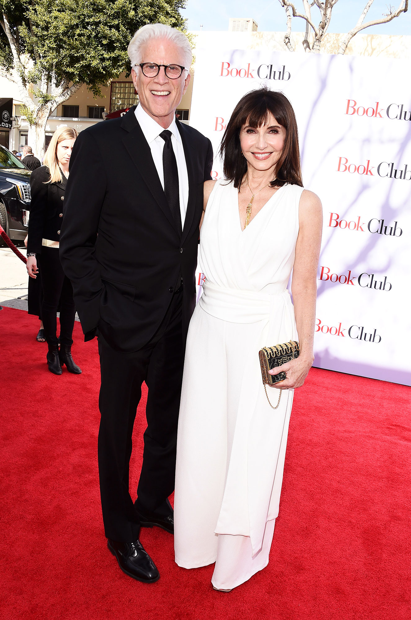 ted danson being in love with mary steenburgen is pretty easy