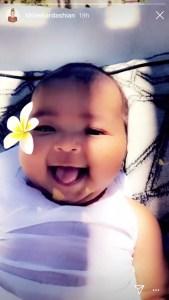 Khloe Kardashian, True, Giggle, Laugh, Instagram