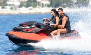 Younes Bendjima and Kourtney Kardashian