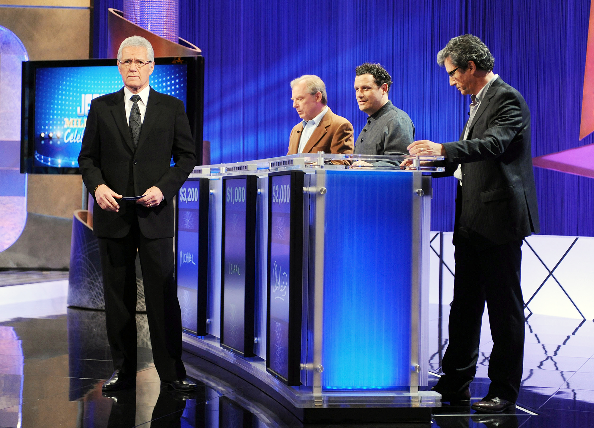 Alex Trebek May Retire From 'Jeopardy,' Names Two Potential New Hosts