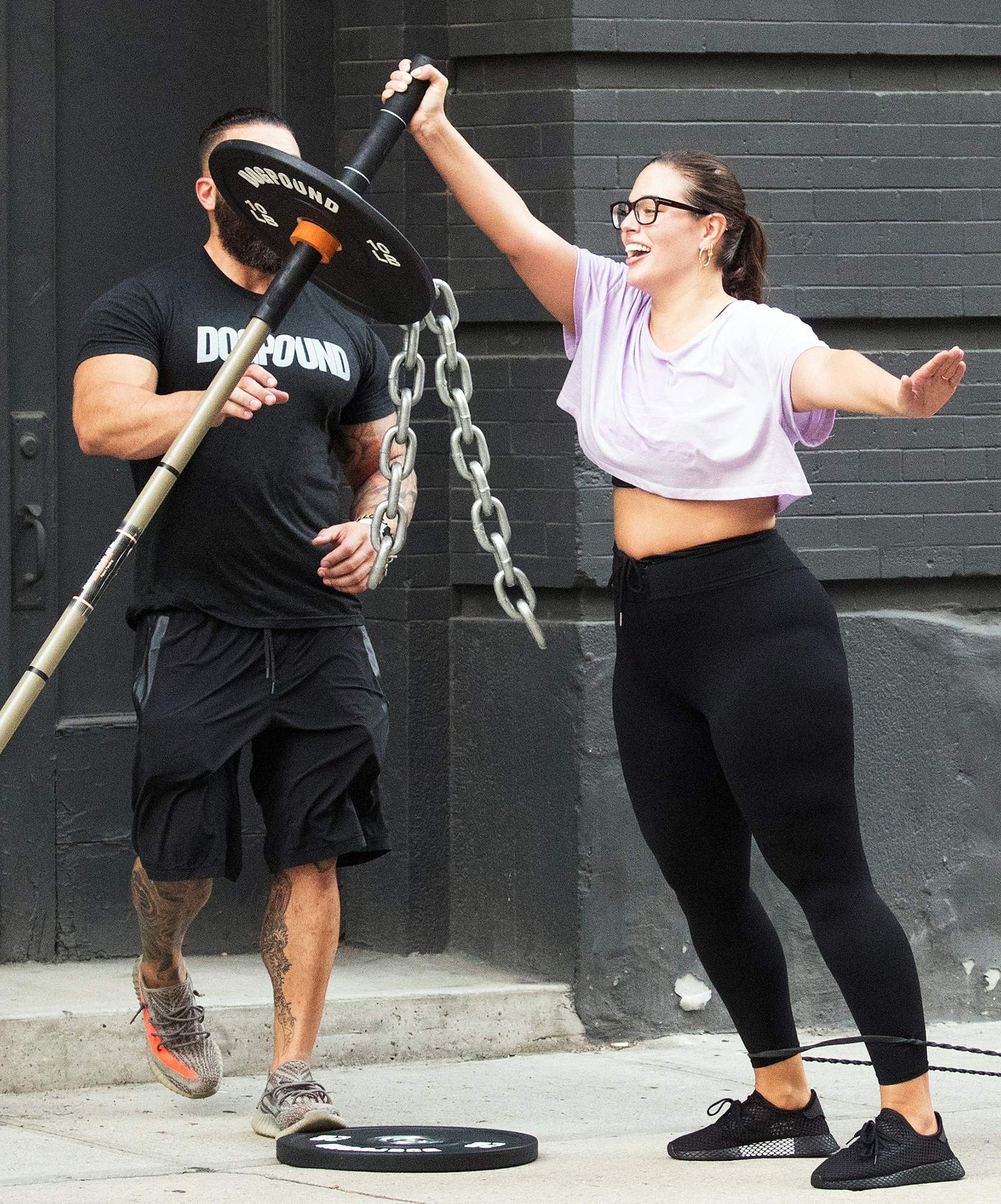 26f359727fec3 How Ashley Graham Stays Healthy and Keeps Her Body Fit: Pics