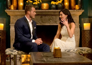 Colton and Becca Kufrin on The Bachelorette
