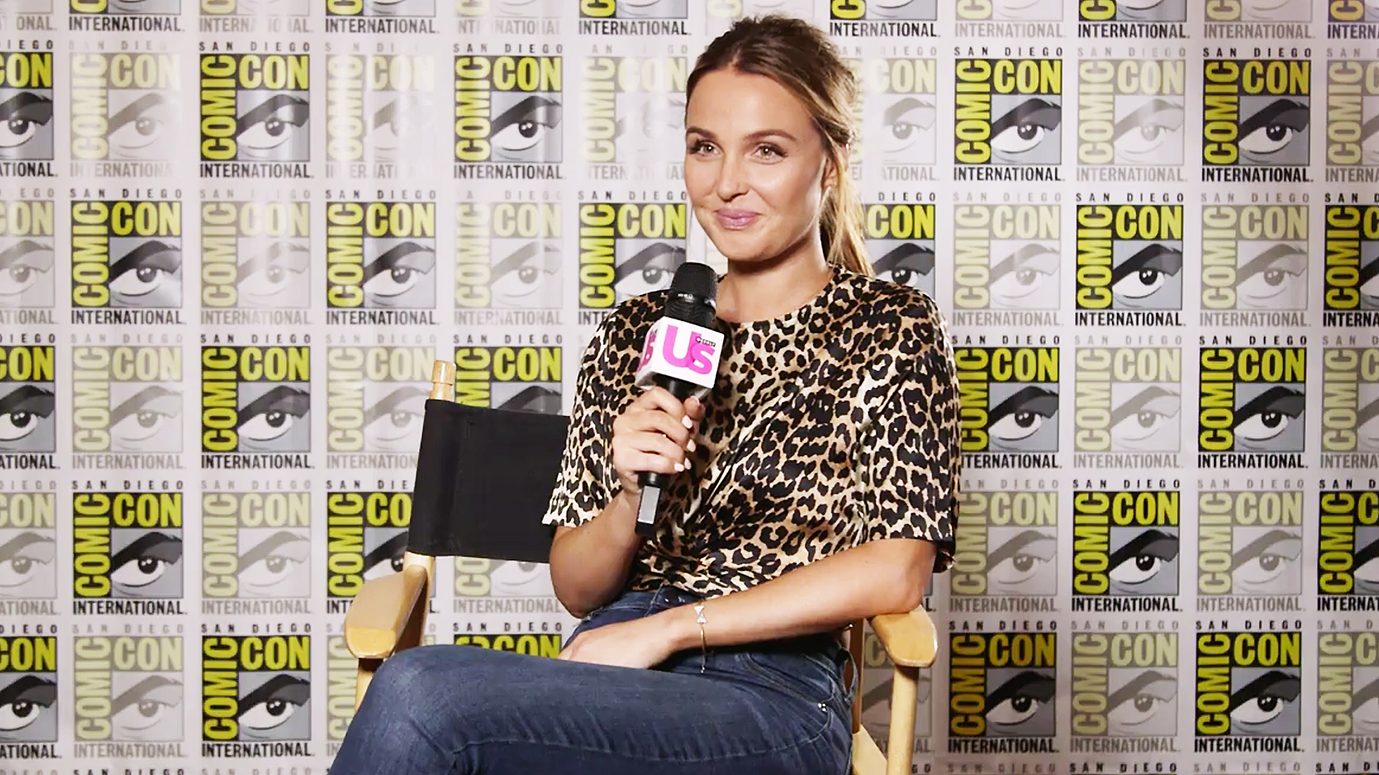 Camilla Luddington Jolex Next Steps Grey's Anatomy - Camilla Luddington.