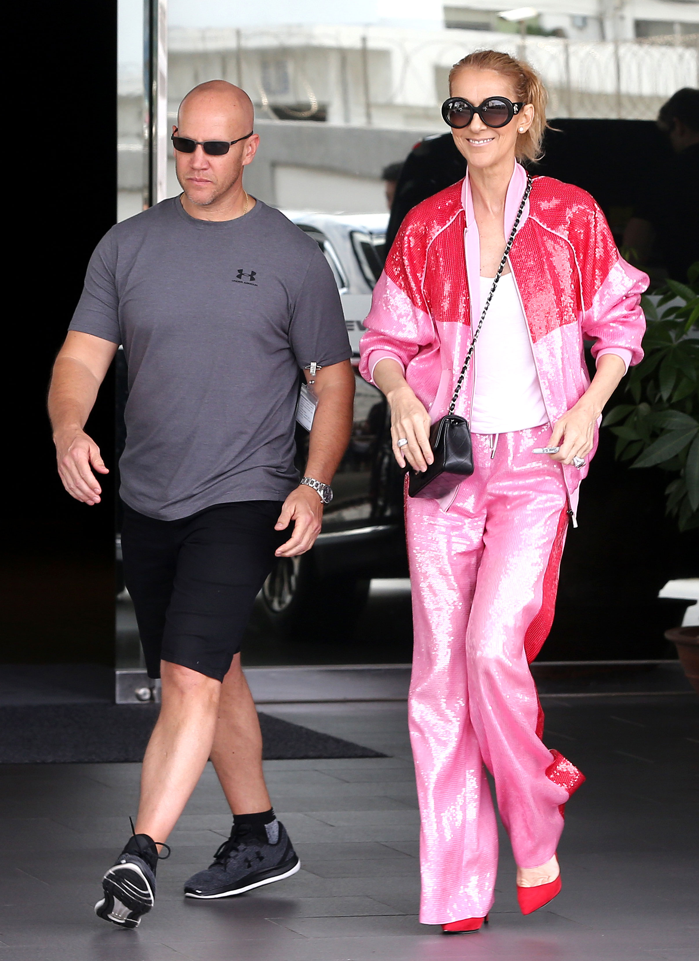Celebrities Wearing the Tracksuit Trend: Pics