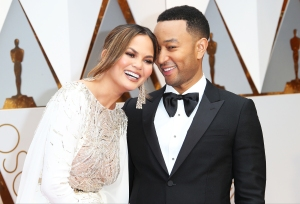 Chrissy Teigen John Legend EGOT Award