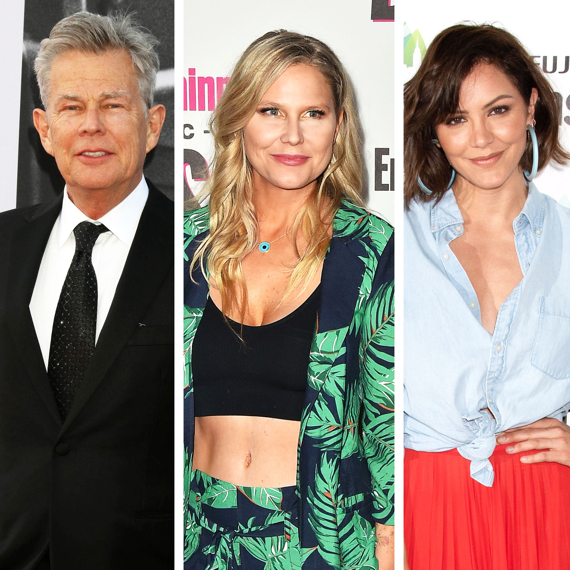 David Foster Amy Foster Katharine McPhee SDCC