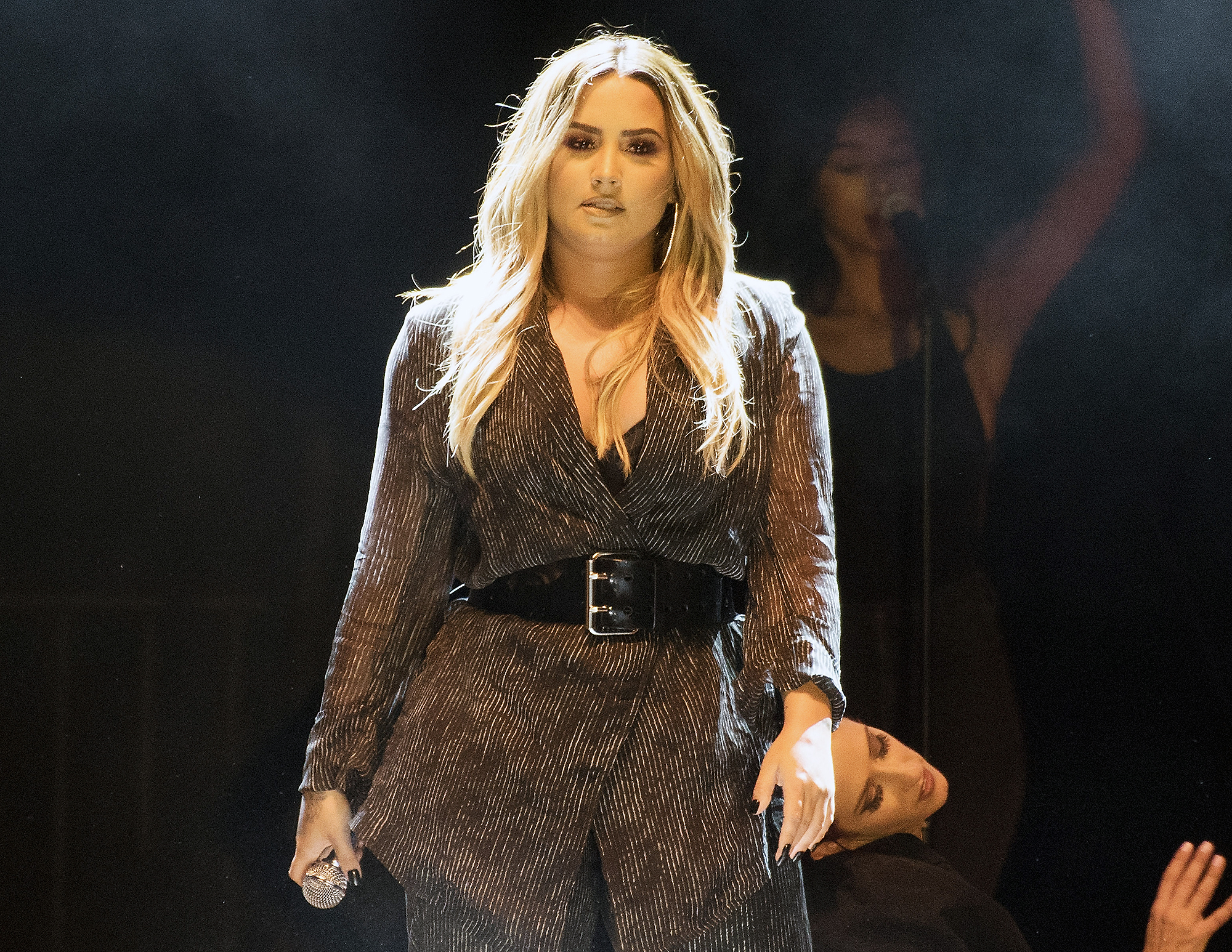 Demi Lovato Last Tour No Alcohol