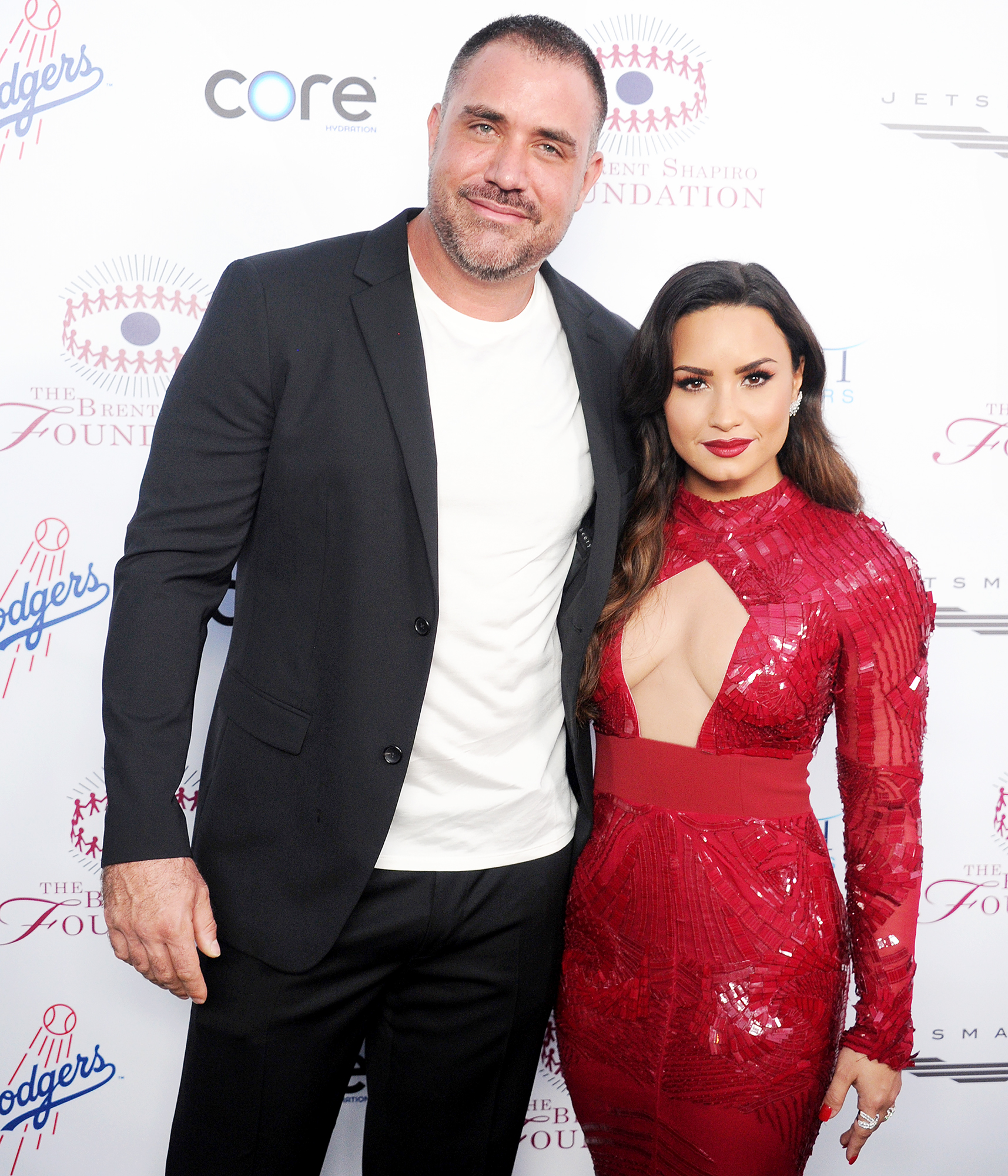 Demi Lovato Shades Former Life Coach Mike Bayer