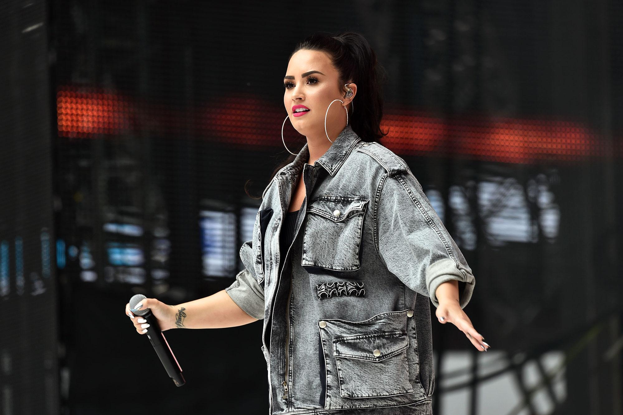 Demi Lovato sober coach fired
