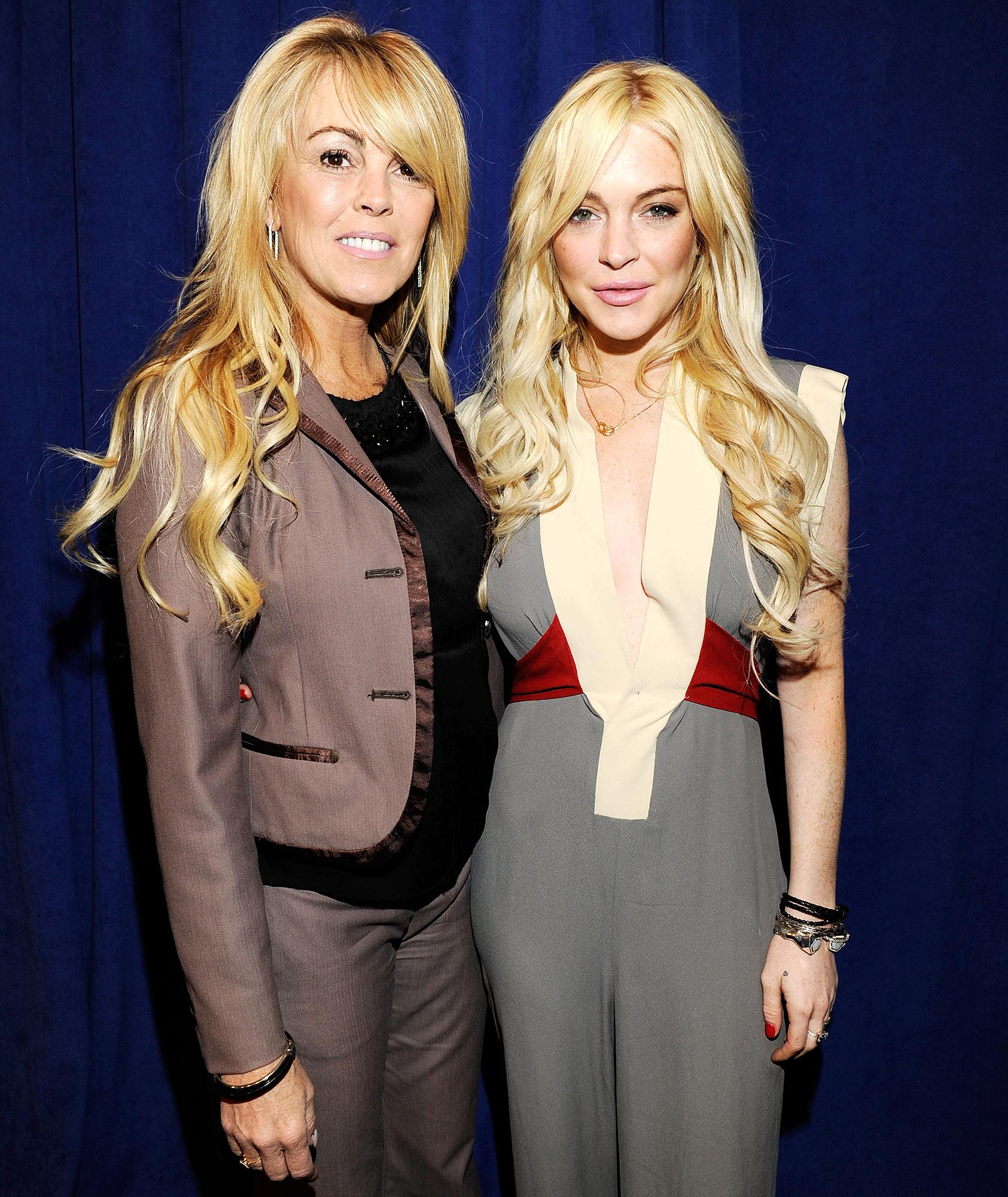 Dina Lohan Lindsay Lohan MTV Reality Show