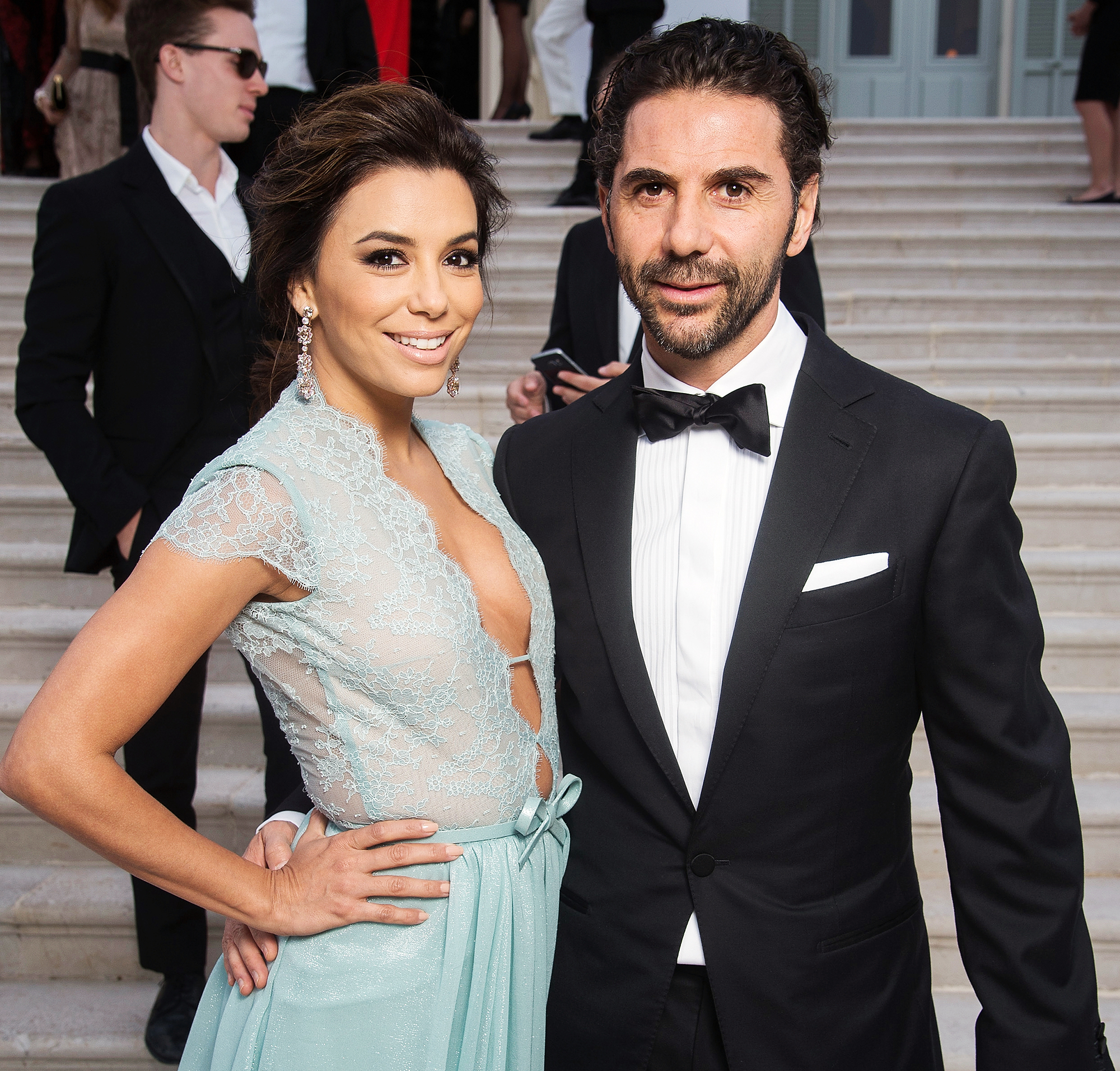 d9ff5c4ed7d6 Eva Longoria Shares First Full Photo of Newborn Son Santiago