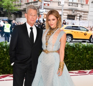 David Foster and Katharine McPhee