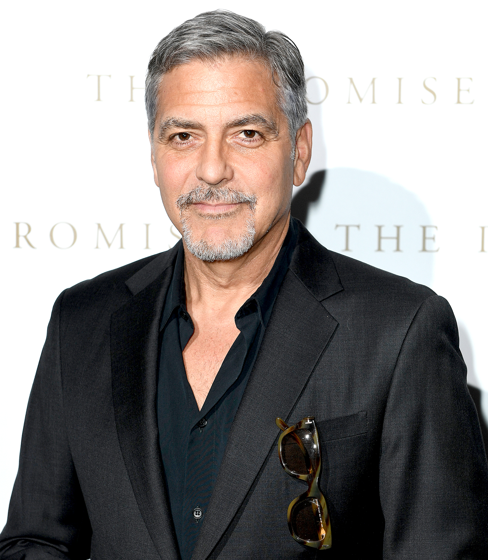George Clooney Doug Peters  PA Images