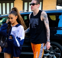 Ariana Grande Pete Davidson tattoos