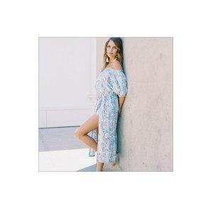 plum pretty dress