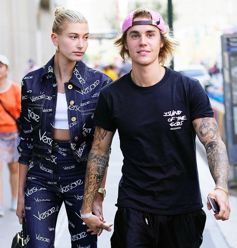 On Again, Off Again Celebrity Couples Hailey Baldwin Justin Bieber