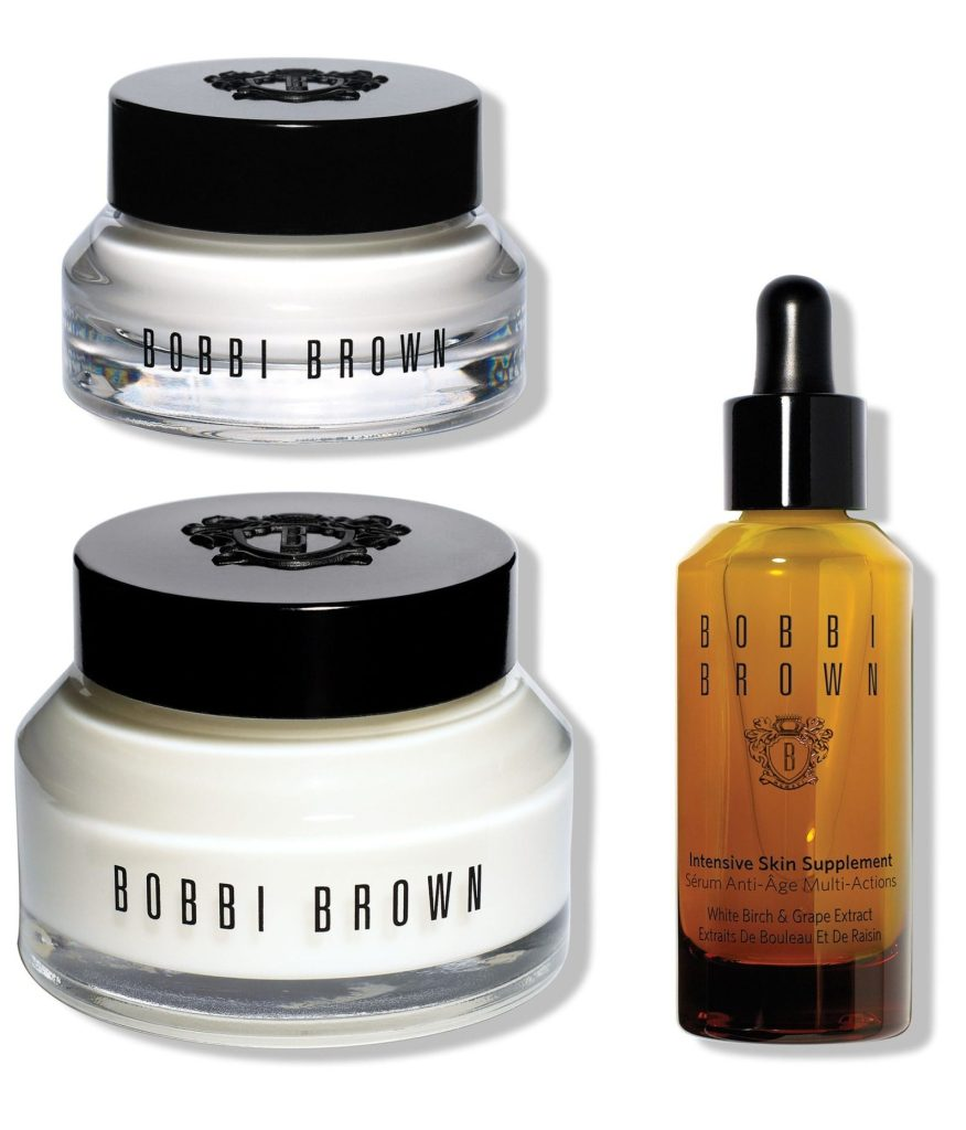 bobbi brown skin care set