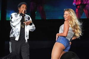Jay-Z Beyonce On the Run II' tour