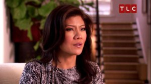 Julie Chen Who do you think we are