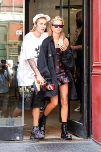 Justin Bieber Hailey Baldwin billy baldwin