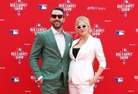 Kate Upton Justin Verlander MLB All-Star game