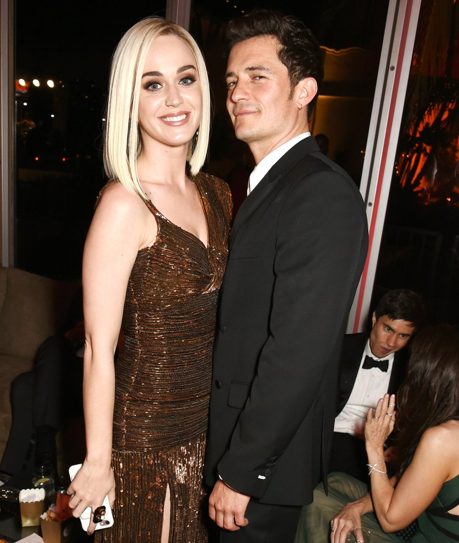 On Again, Off Again Celebrity Couples Katy Perry Orlando Bloom