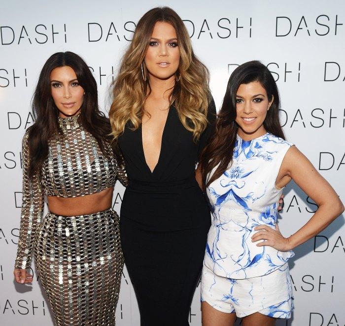 Khloe Kardashian Kim Kardashian Kourtney Kardashian Three Kid Rule