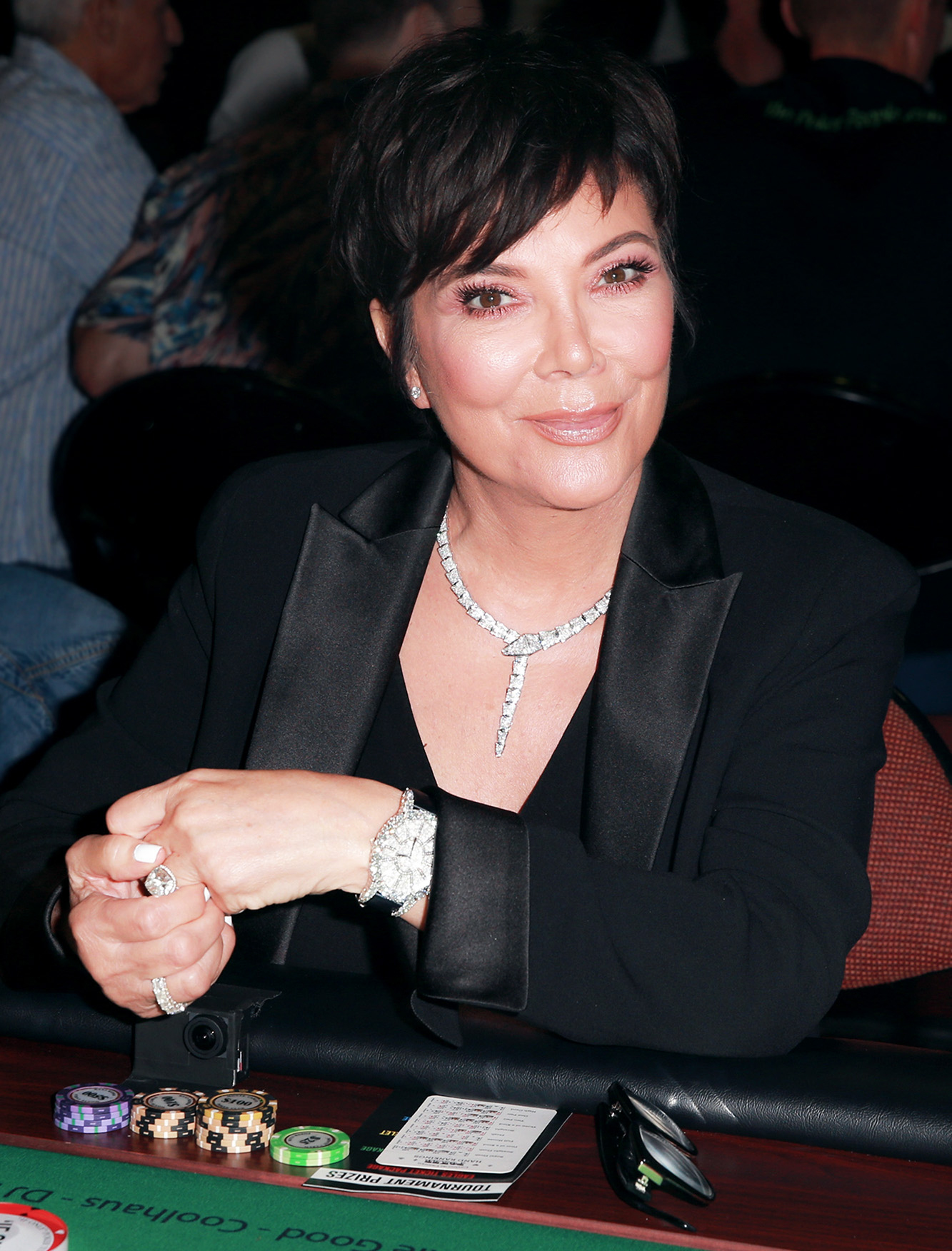 Kris Jenner Amazing Connection Mason Disick
