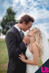 Laura Slade Wiggins married stuntman Kyle Weishaar