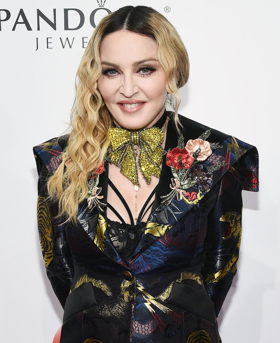 Celebs Who Have Been Accused of Faking Accents Madonna