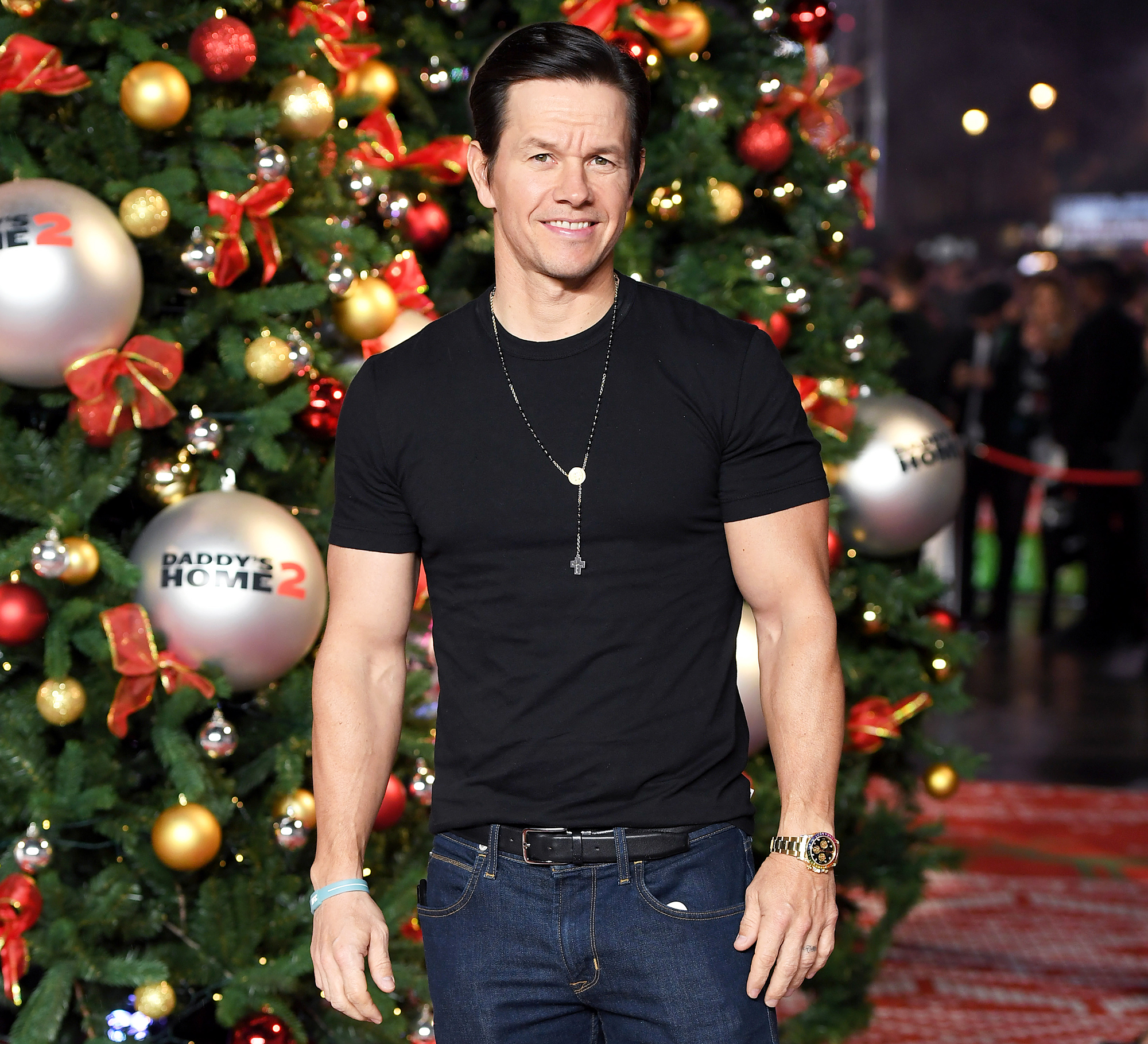 How Mark Wahlberg Stays Strong