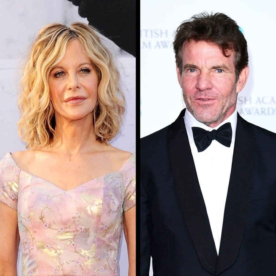 Dennis Quaid Calls Meg Ryan Marriage His 'Most Successful'