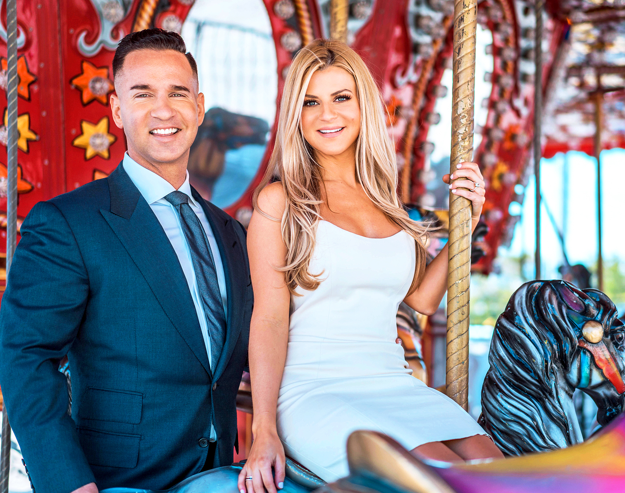 Mike 'The Situation' Sorrentino Lauren Pesce Wedding Televised