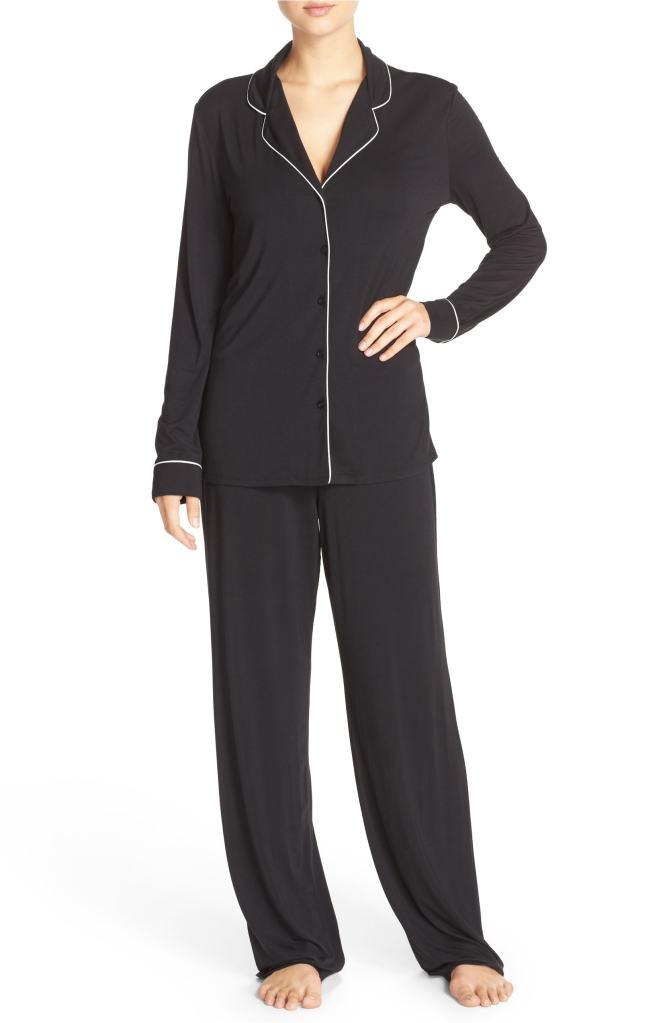 black pajamas nordstrom anniversary sale
