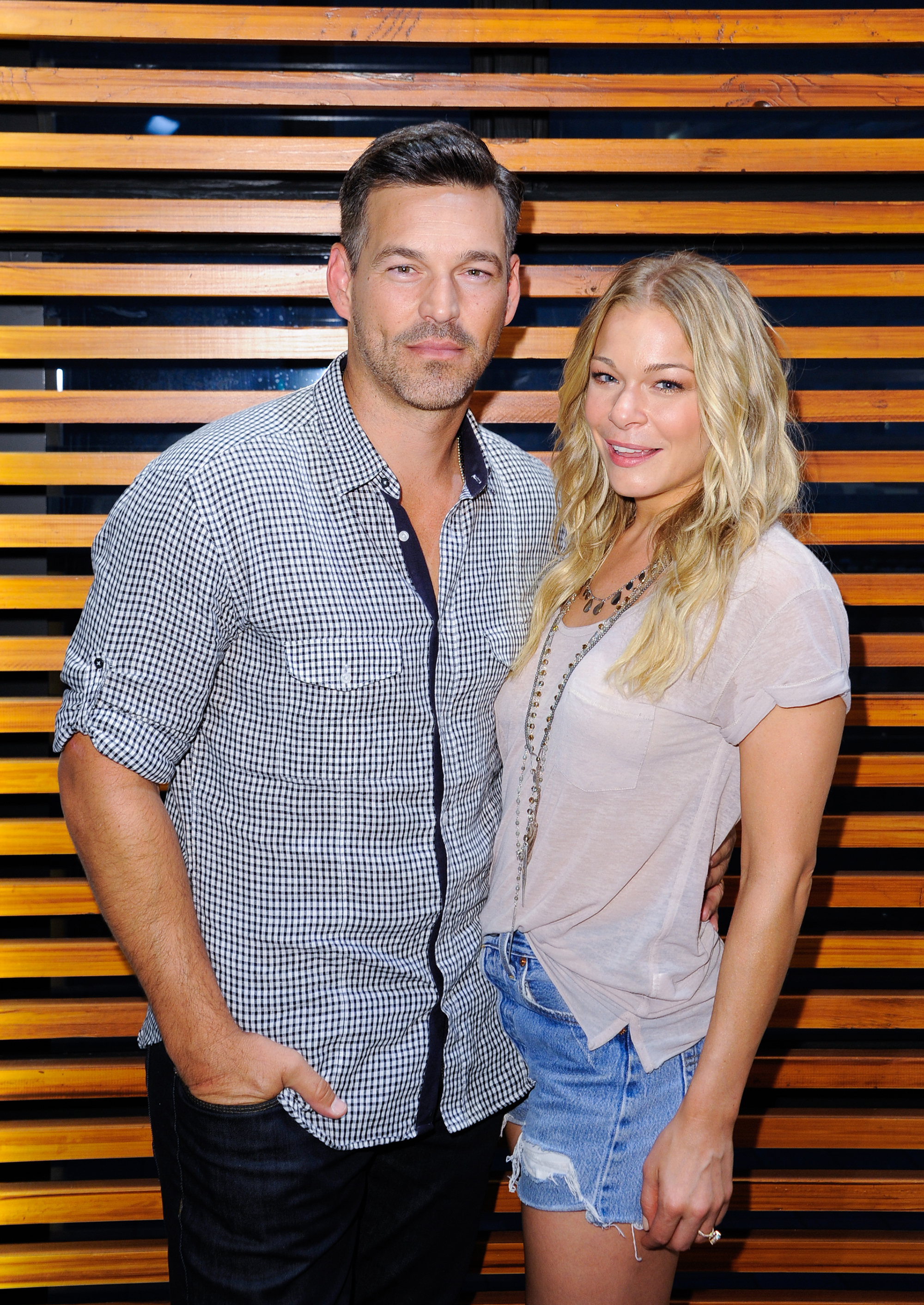 """Revisit Brandi Glanville's Feud With Eddie Cibrian and LeAnn Rimes - Rimes said she had no regrets about her affair with Cibrian. """"It happens every day to so many people,"""" she said in an interview with ABC News' Robin Roberts ."""