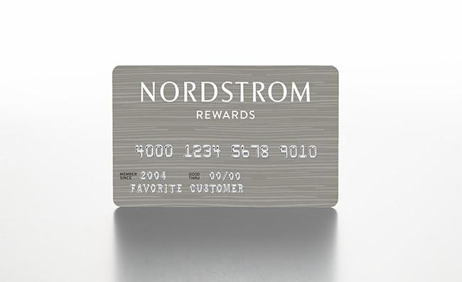 nordstrom rewards card
