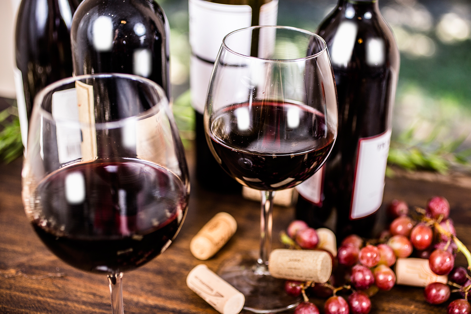 Dating wine radioactivity