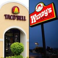Savage Fast Food Tweets Taco Bell vs Wendy's