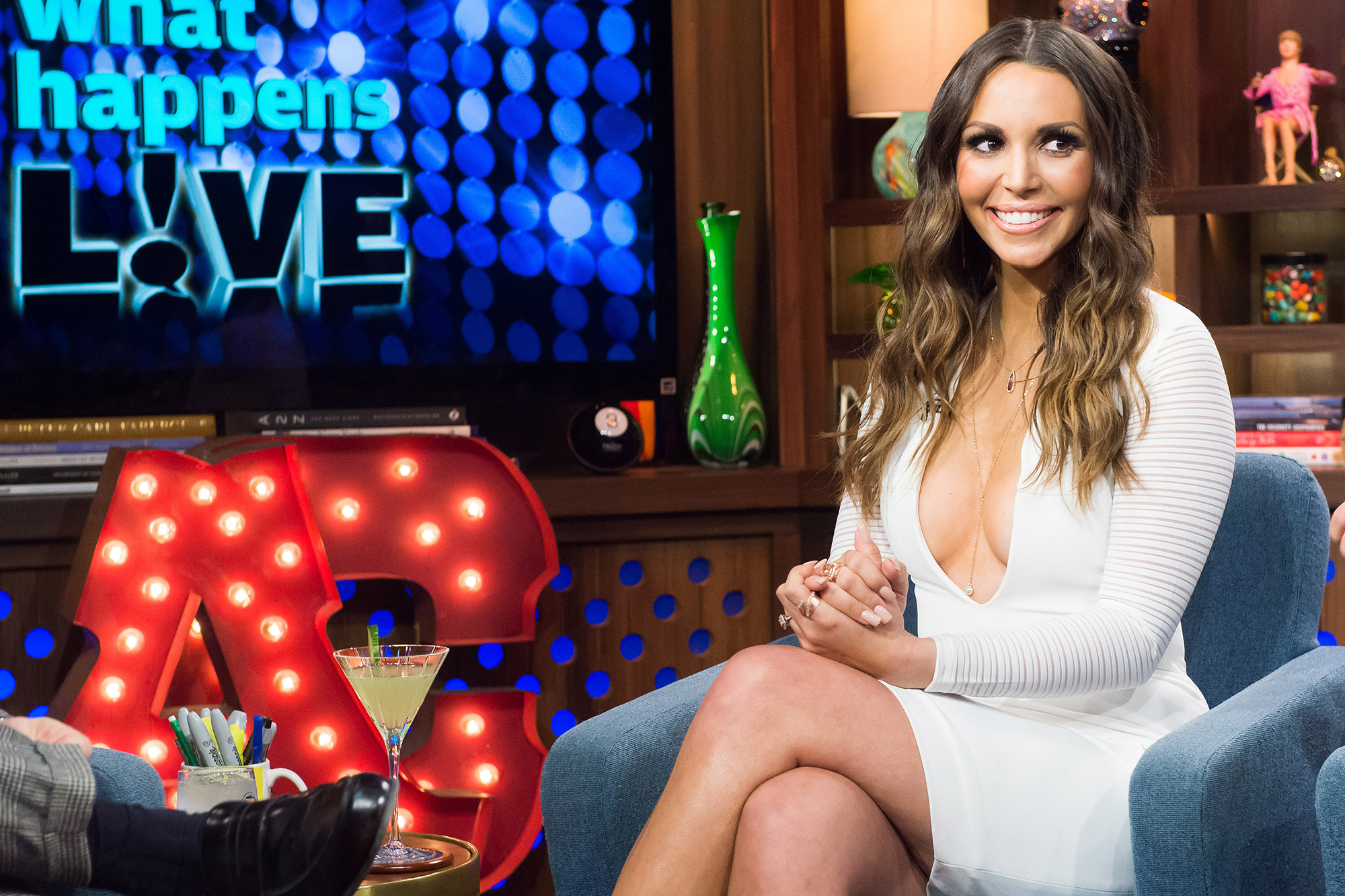 """Revisit Brandi Glanville's Feud With Eddie Cibrian and LeAnn Rimes - Scheana told Us that she """"ended things"""" with Cibrian after he was caught with Rimes. """"I'm sick of everyone saying I'm a home-wrecker – no! He wrecked his own home,"""" she said."""