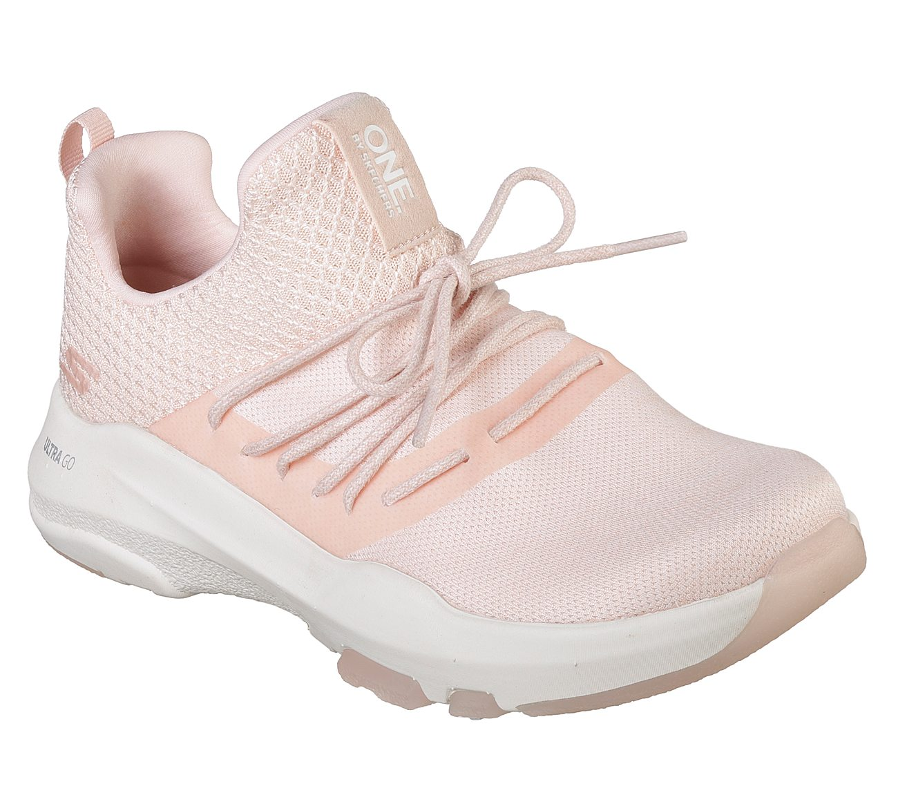 skechers - One of the more streamline takes on the trend, this ballerina pink slip on contains memory foam cushioning that'll have you feeling like you're walking on clouds. $70, sketchers.com