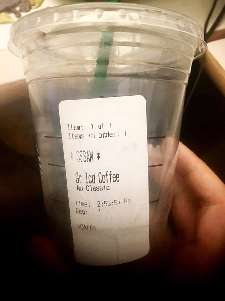 how to get fired from starbucks
