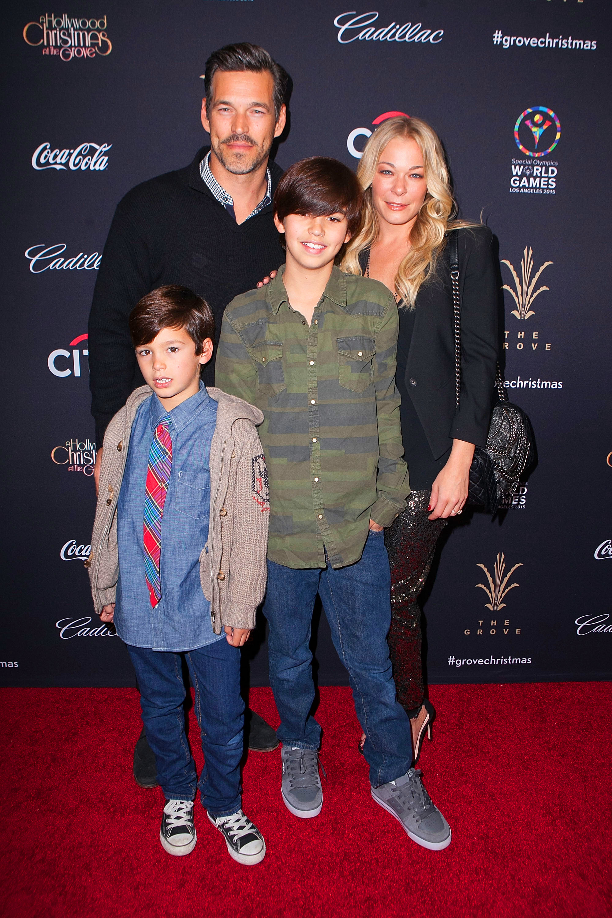 """Revisit Brandi Glanville's Feud With Eddie Cibrian and LeAnn Rimes - The Bravo personality changed her tune about Rimes as a stepmother. She told Us exclusively, """"I know that my kids love her, and I know that she's upset. I, unfortunately, don't find her to be stable and I don't want her around my kids when Eddie's not there."""""""