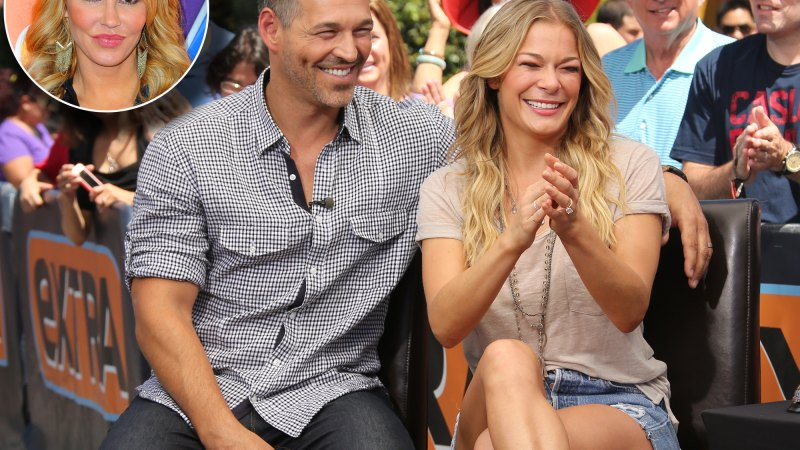 Revisit Brandi Glanville's Feud With Eddie Cibrian and LeAnn Rimes