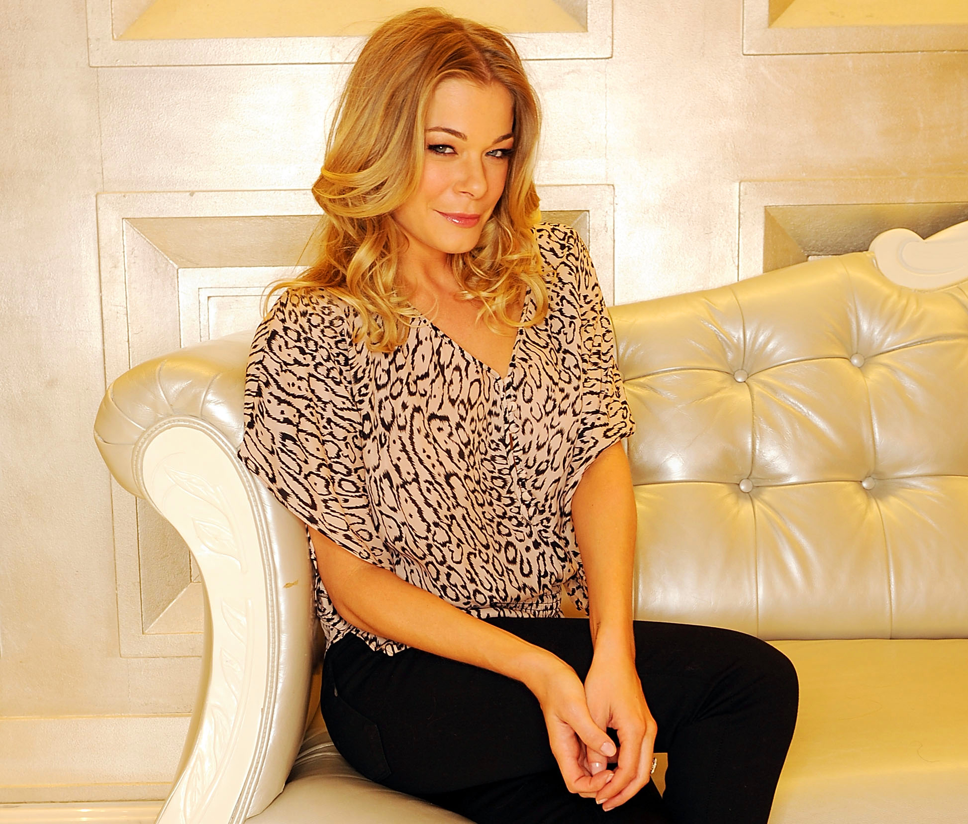 """Revisit Brandi Glanville's Feud With Eddie Cibrian and LeAnn Rimes - Rimes admitted herself into a 30-day inpatient treatment facility for anxiety. """"LeAnn has had major insecurity issues since she first got together with Eddie,"""" a friend of the couple told Us ."""