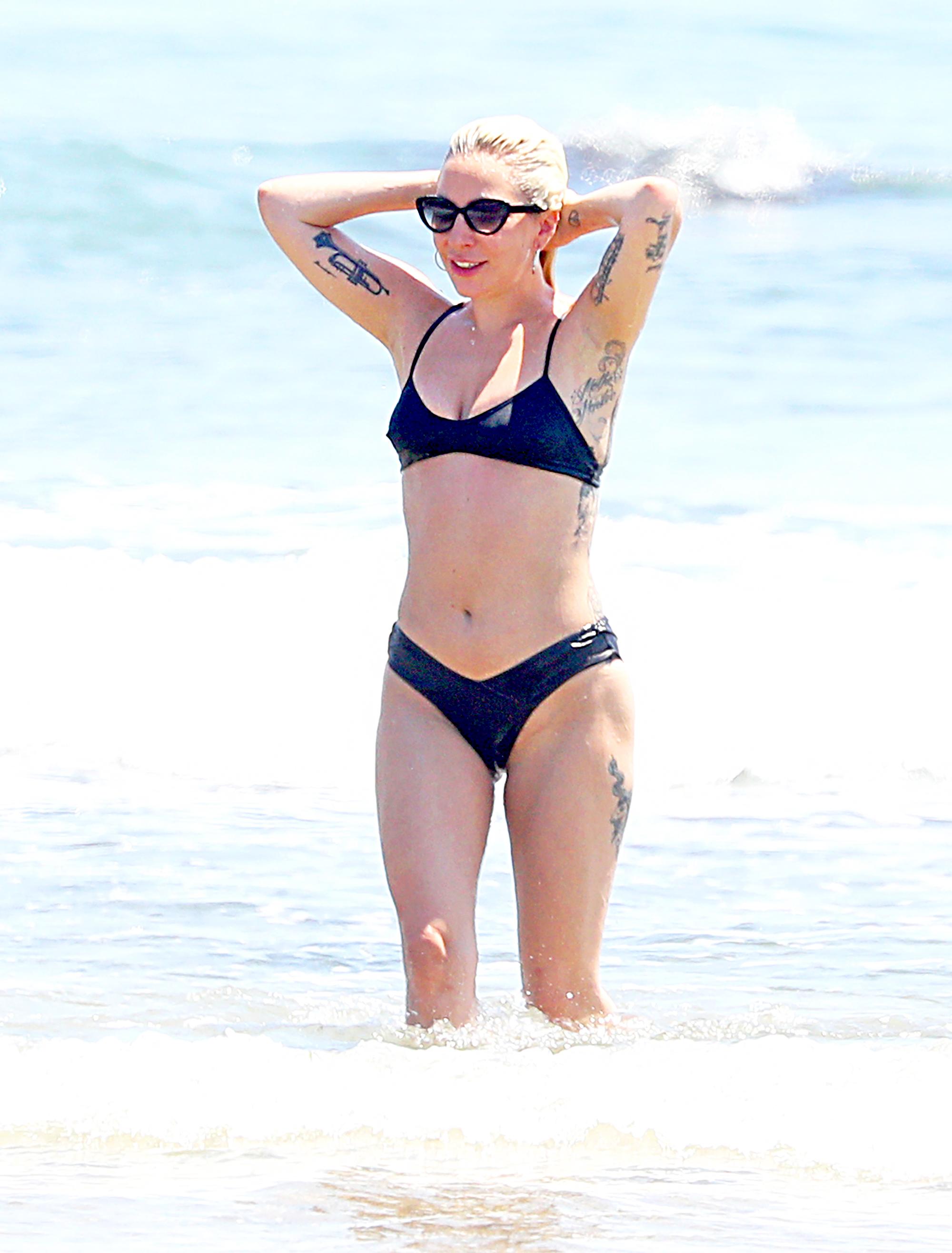 Bikini Lady GaGa naked (55 photos), Tits, Fappening, Instagram, underwear 2006