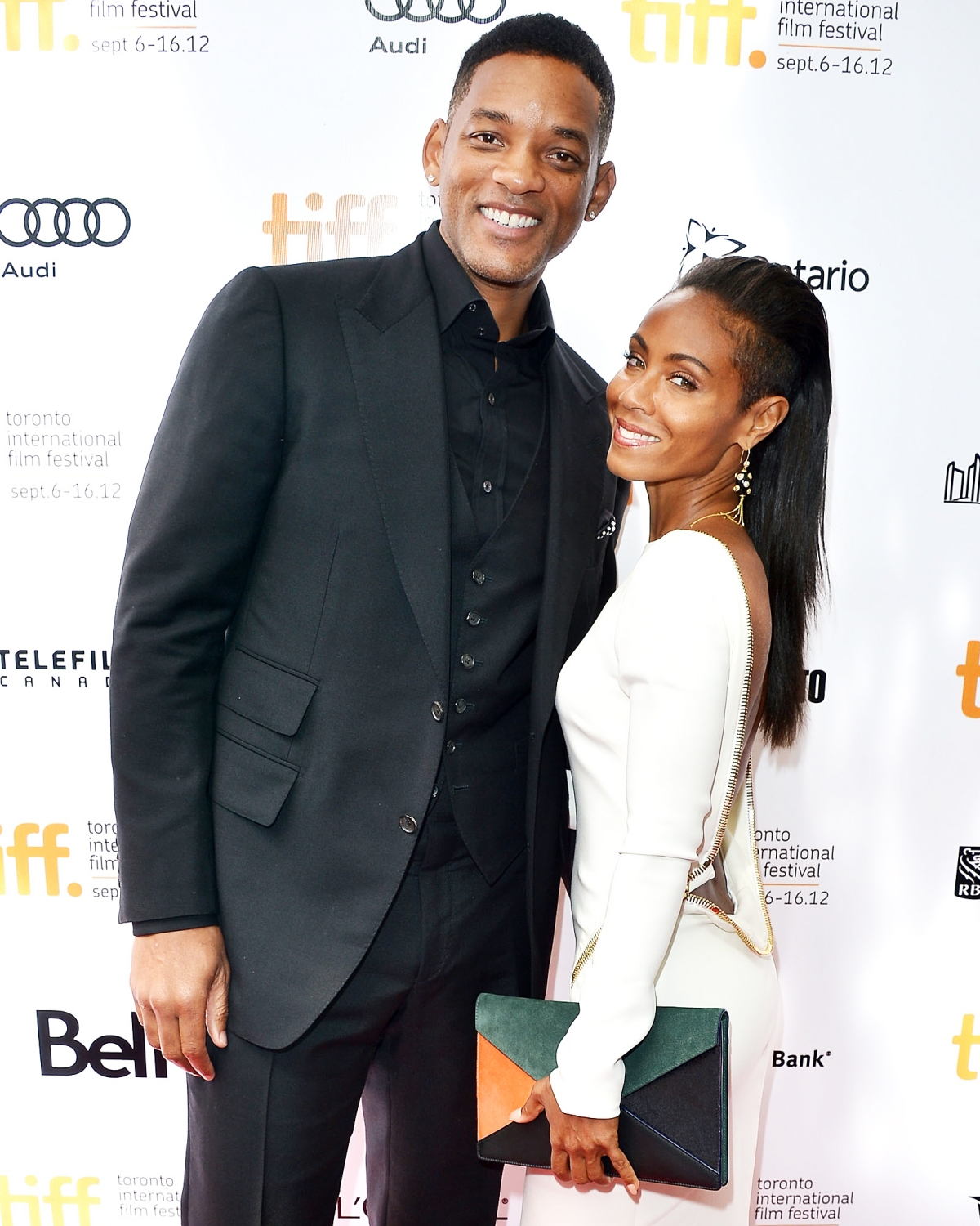 Everything Will Smith Jada Pinkett Have Said About Marriage Andrew Navy Formal Trousers 32