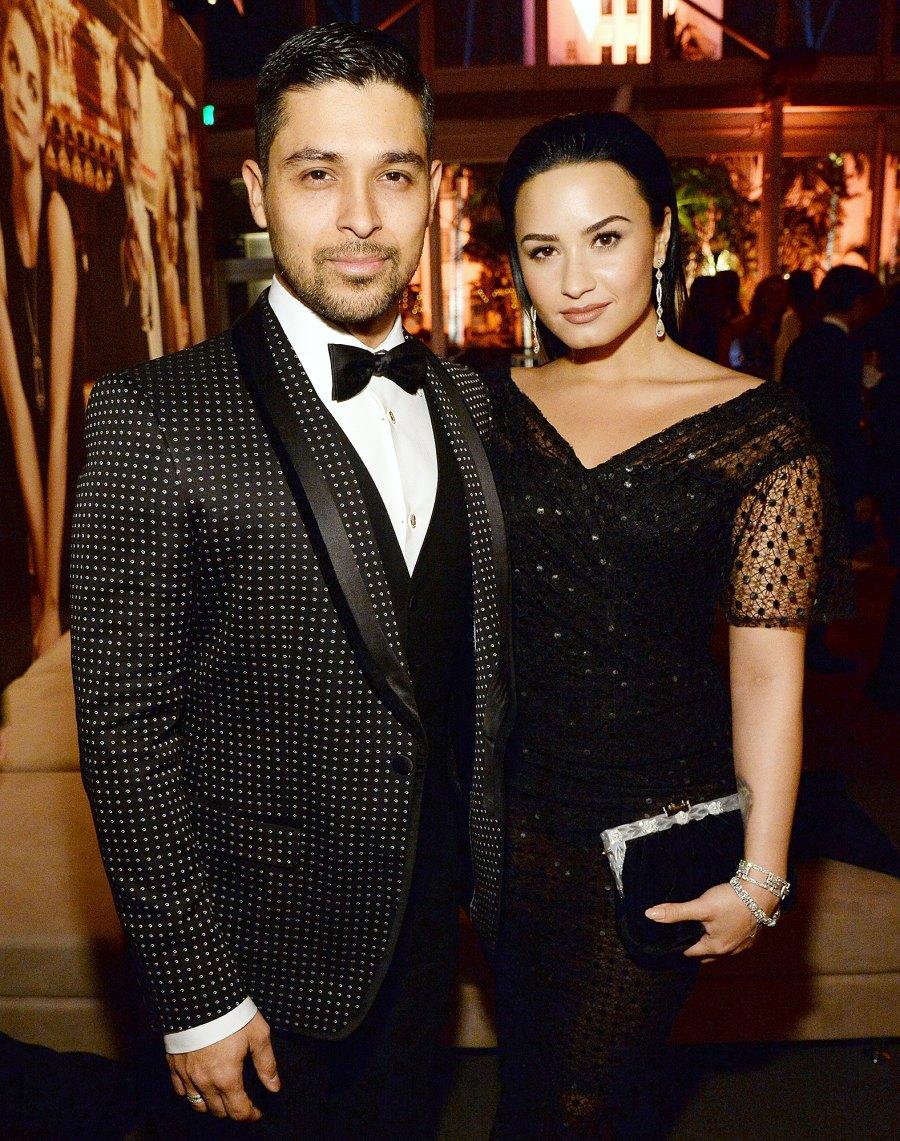 Demi Lovato and Wilmer Valderrama The Way They Were